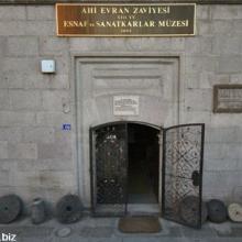 Ahi Evran Sanatkarlar Müzesi